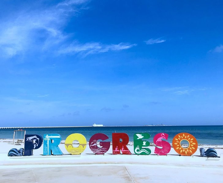 Artistic Mayan Accommodations - AMA 2C, location de vacances à Progreso