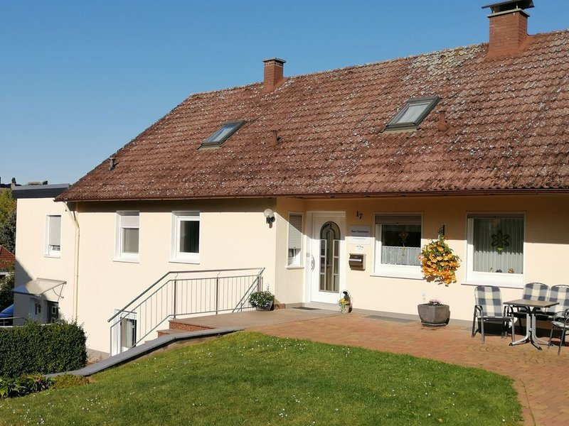 Comfortable property, located in a quiet neighborhood., holiday rental in Bodenwerder