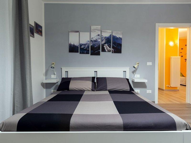 Appartamento Le Quattro Stagioni Levico Terme, vakantiewoning in Bedollo