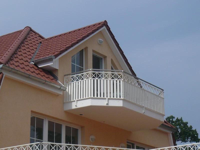 2-Zi-Ferienwohnung SEEWOLF mitten im Herzen von Zingst, vacation rental in Zingst