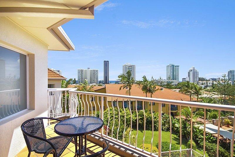 Oceanview Terrace Coolangatta, holiday rental in Coolangatta