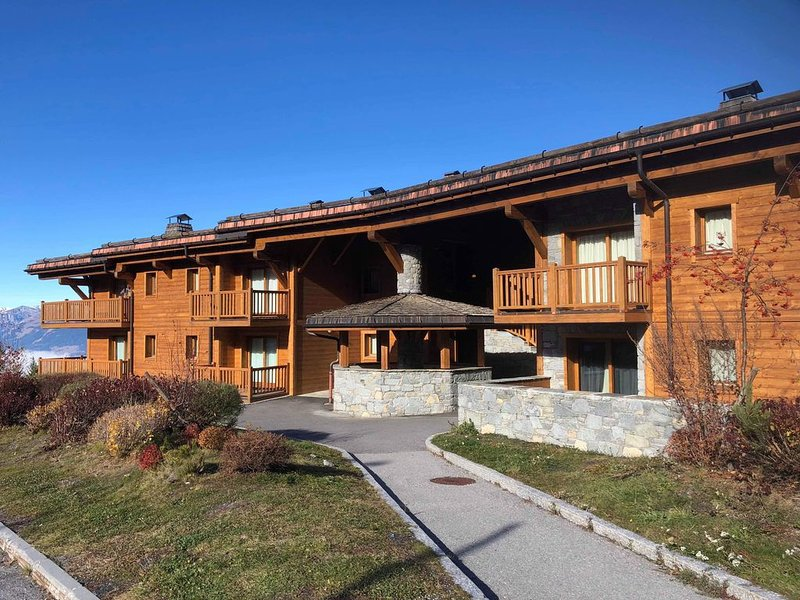 AT THE HEART OF ARCS 1800. Comfortable apartment on the tracks', holiday rental in Les Arcs
