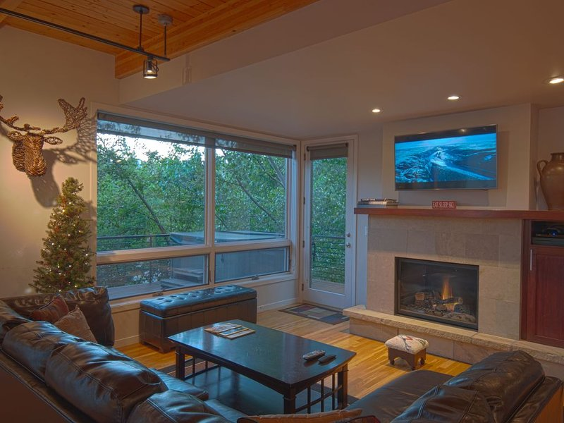 Private Hot Tub & Easy Walk to the Gondola!  Your Luxury 'Home Away From Home'!, location de vacances à Steamboat Springs