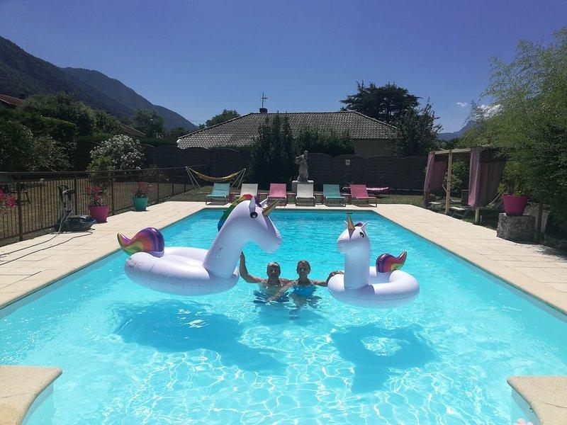 vacances au pied du parc de la Chartreuse et du  Vercors, holiday rental in La Sure en Chartreuse