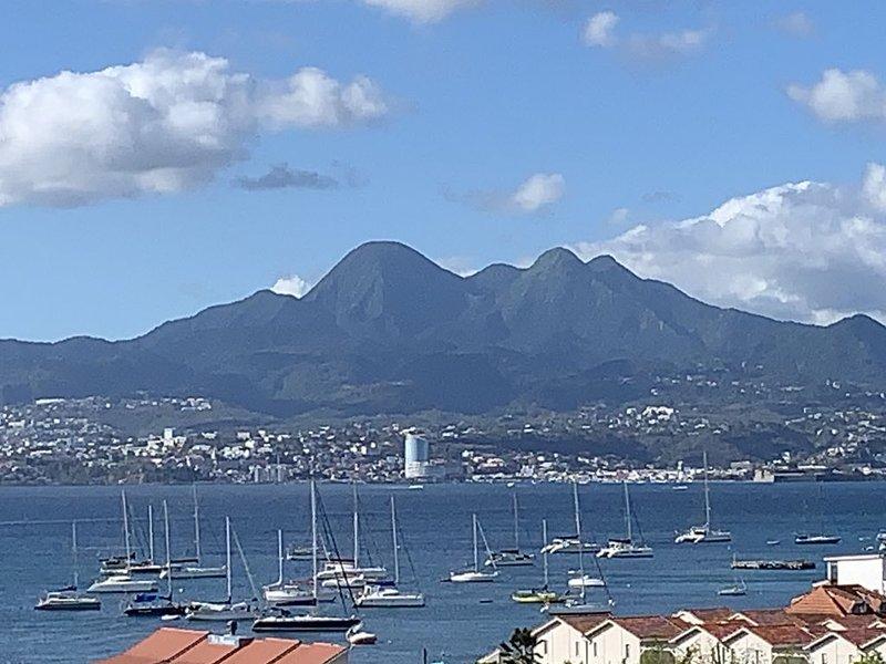 Appartement avec vue sur mer - Trois Ilets - Martinique, location de vacances à Trois-Îlets