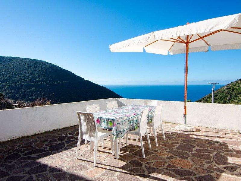 Mit Meerblick und in der Nähe eines Parks - Villetta Ivana, holiday rental in Sant'Andrea