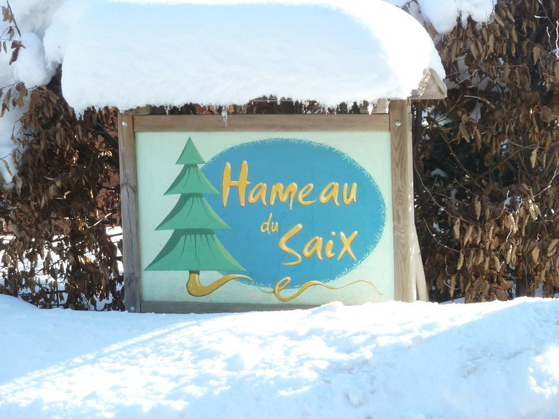 Welcome to the hamlet of Saix