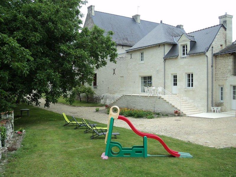 Bienvenue au gîte de la Haute Brosse, vacation rental in Couziers