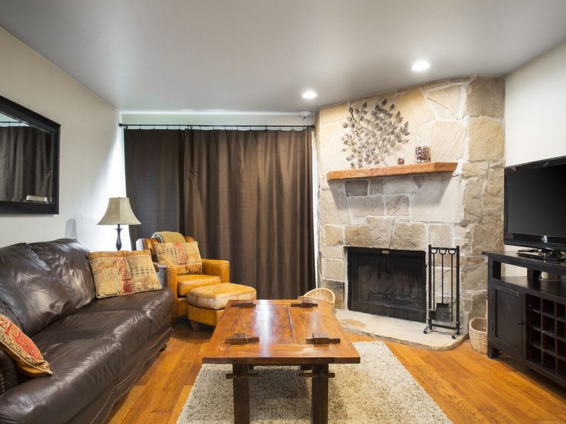 Across the Street from Park City Resort, holiday rental in Park City