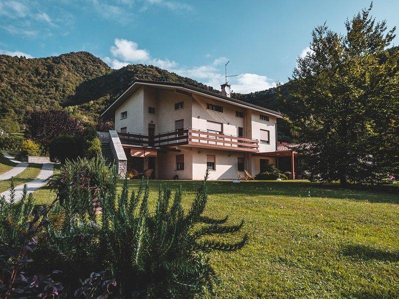 La Via Claudia Casa Vacanze, holiday rental in Tarzo