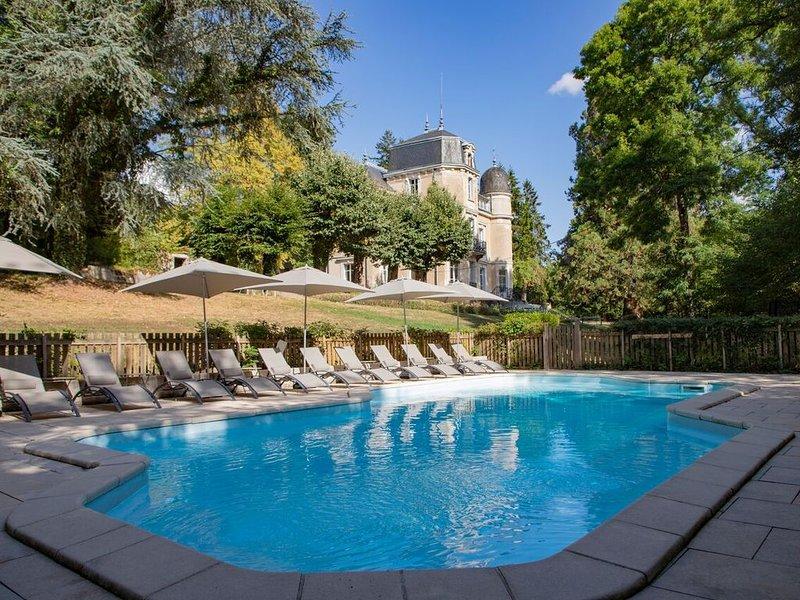 Château de Frétoy en Bourgogne, holiday rental in Marmagne