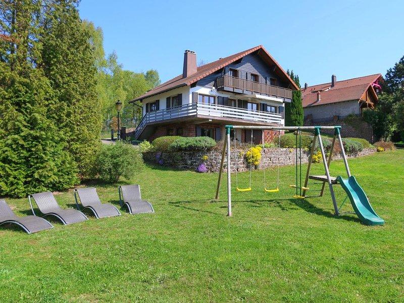 Le Chalet Beau Regard : un 4 étoiles dans un environnement privilégié, holiday rental in Abreschviller
