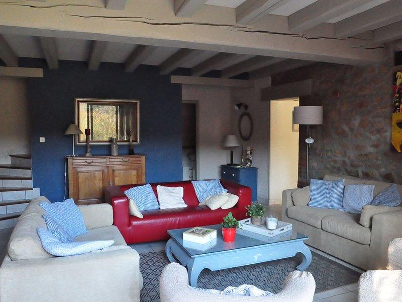 Gite rural tout confort au bord de la Sèvre nantaise, proche Puy du Fou, location de vacances à Maine et Loire