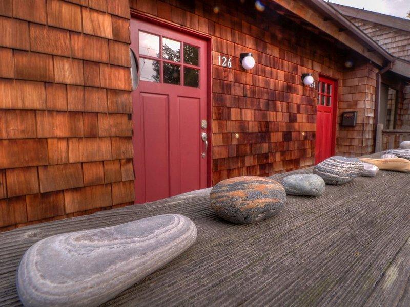 Quiet Neighborhood Townhouse, 4 Blocks To Seabright Beach, Santa Cruz Boardwalk, alquiler de vacaciones en Ben Lomond