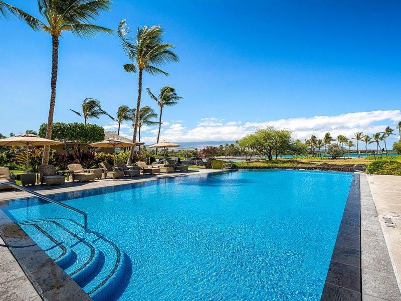 Worry Free Booking  Kolea 14K  3/2 Garden View!, holiday rental in Kohala Coast