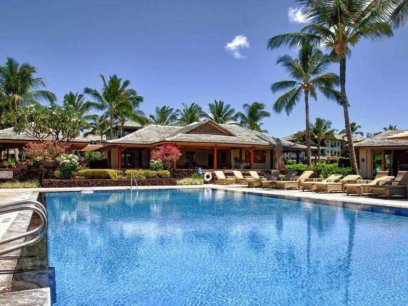Worry Free Booking  Kolea 15D  2/2 Garden View!, holiday rental in Puako