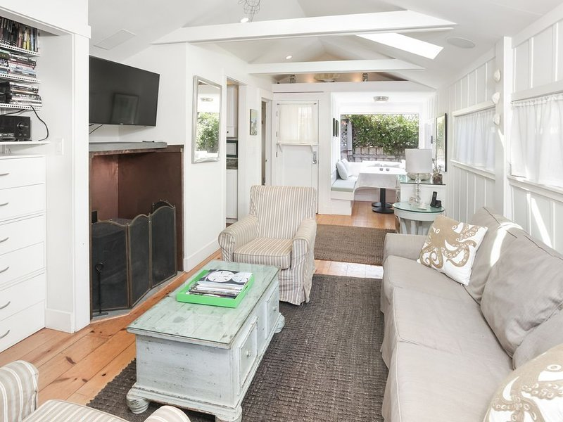 The Little Whaler Beach Cottage, alquiler de vacaciones en Bolinas