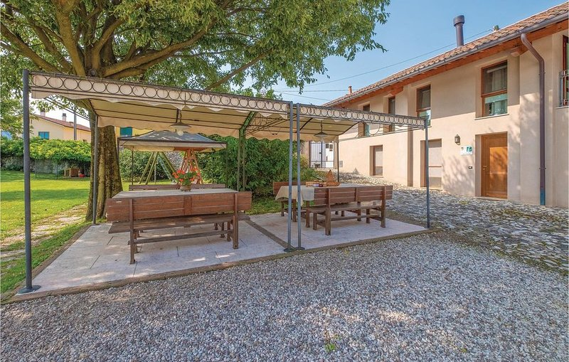 1 Zimmer Unterkunft in Colceresa, vacation rental in Santorso