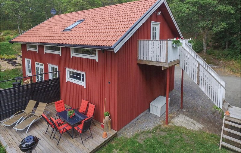 2 Zimmer Unterkunft in Lerum – semesterbostad i Västra Frölunda