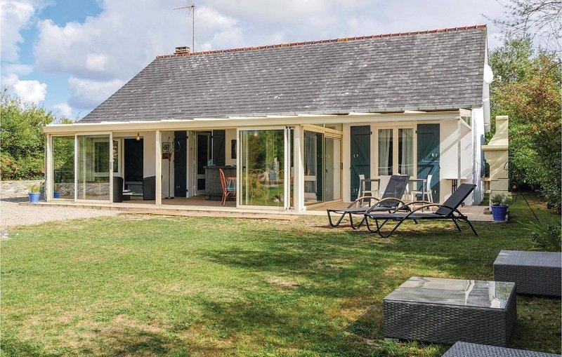 3 Zimmer Unterkunft in St Jean de la Riviere, location de vacances à Saint-Jean-de-la-Rivière