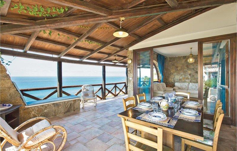 2 Zimmer Unterkunft in Parghelia (VV), casa vacanza a Marina di Bordila
