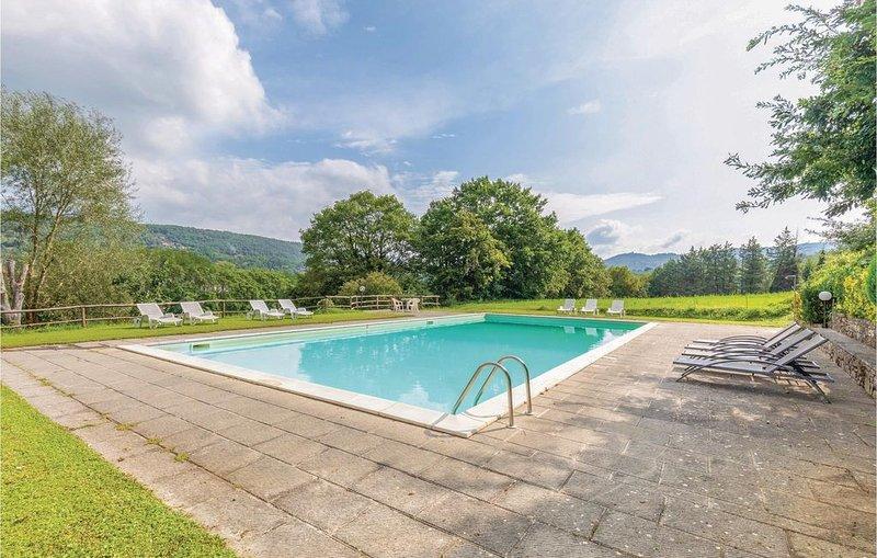 5 Zimmer Unterkunft in Citta´di Castello -PG-, location de vacances à Col di Morro
