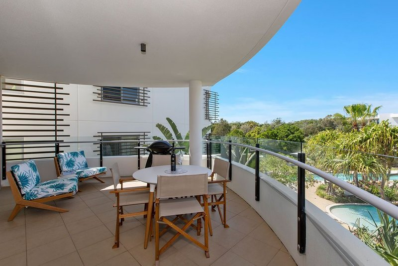 COTTON BEACH APARTMENT 35 - POOL VIEWS, holiday rental in Cabarita Beach