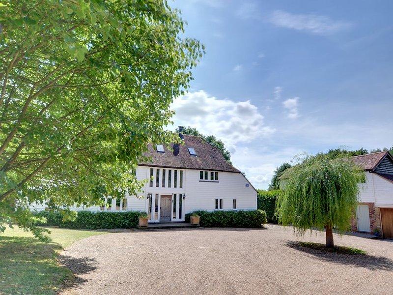 Lower Standen Farm & Granary, vacation rental in Rolvenden