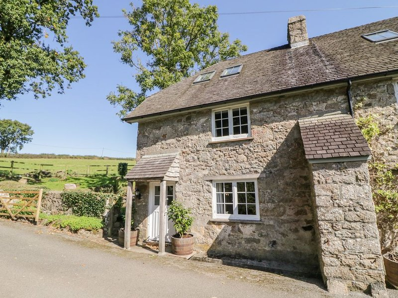 Spinsters Rock Cottage, CHAGFORD, holiday rental in Okehampton
