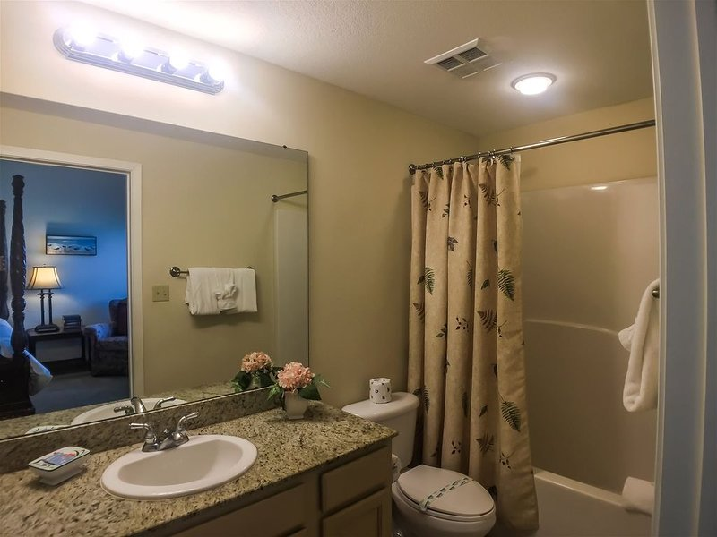 BATHROOM ATTACHED TO BEDROOM 2