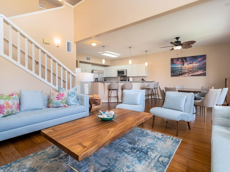 Gorgeously decorated Ko Olina Kai Townhouse, holiday rental in Ewa Beach