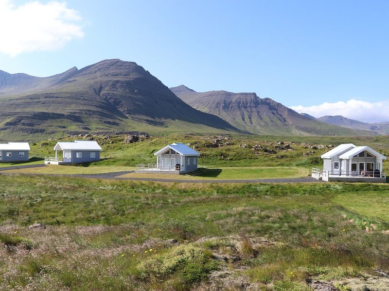 Northern Lights & West Iceland: Premium Cottage on a Horse Farm in Snaefellsnes, holiday rental in West Region