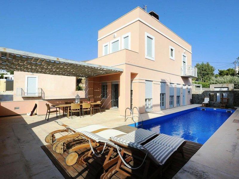 Villa Zoi - Poseidonia, holiday rental in Galissas