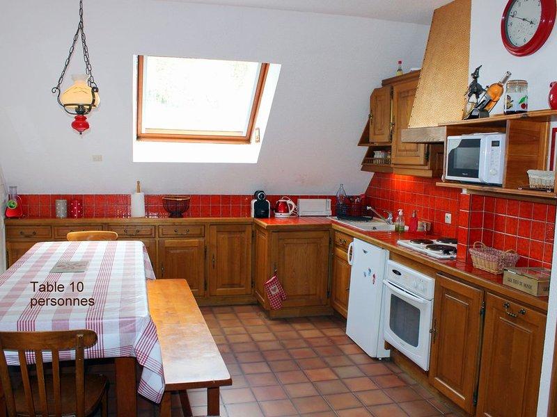 appartement chaleureux, vacation rental in Bareges