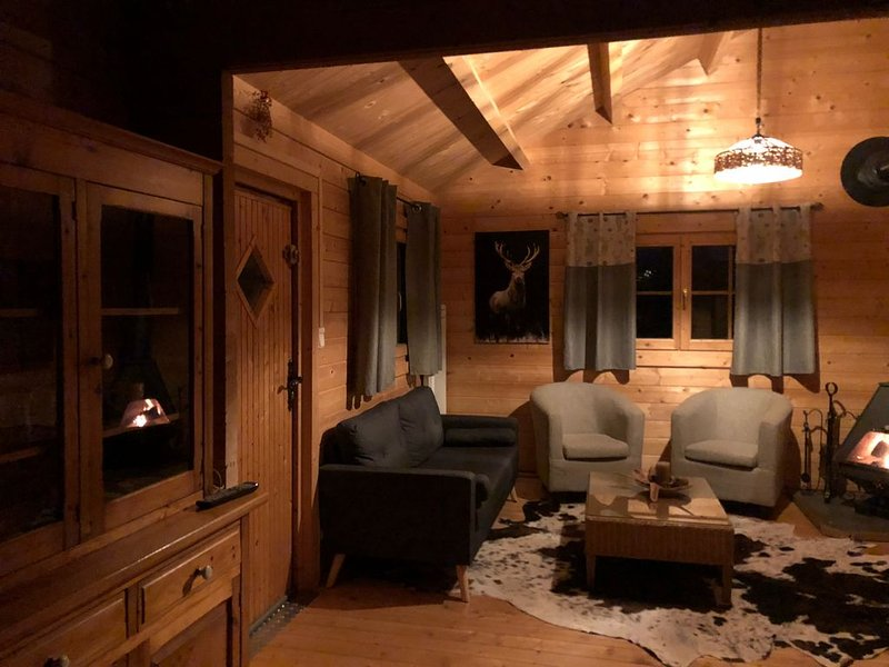 Chalet au charme cosy, holiday rental in Corravillers