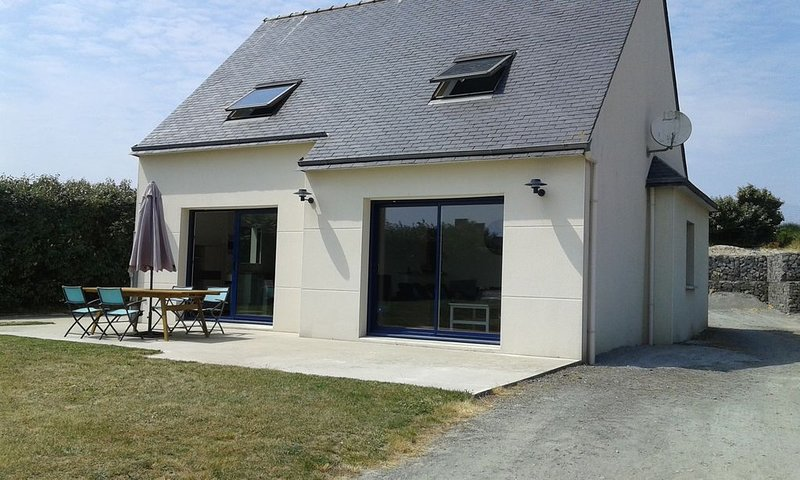 Location maison neuve 150m de la mer, vacation rental in Finistere