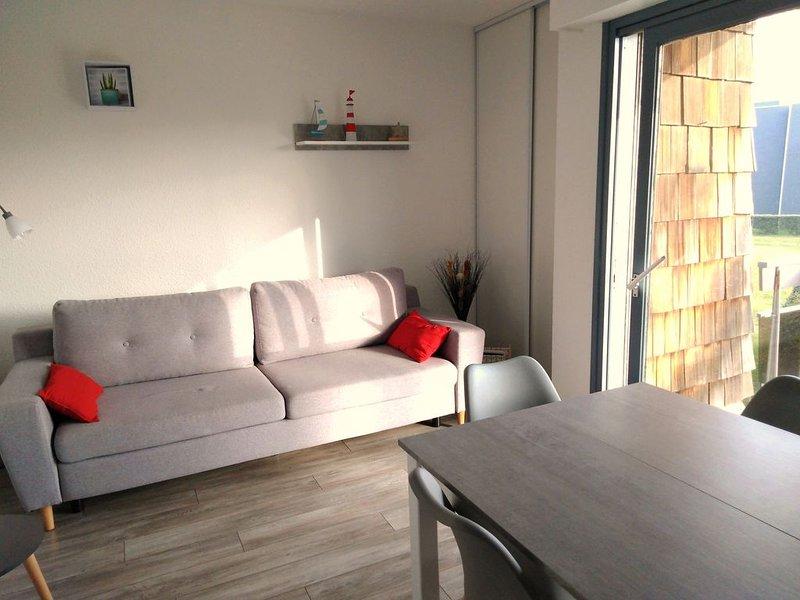 Appartement vacances 'le center', location de vacances à Camiers