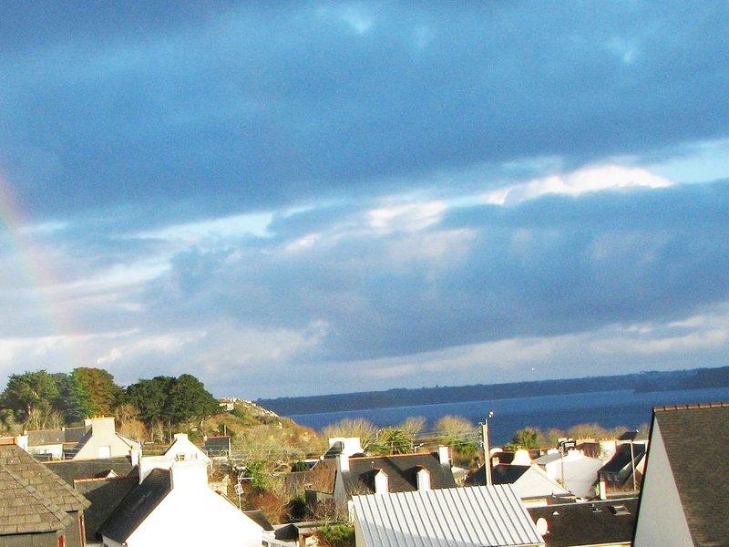 Appartement superbe vue mer, alquiler de vacaciones en Camaret-sur-Mer