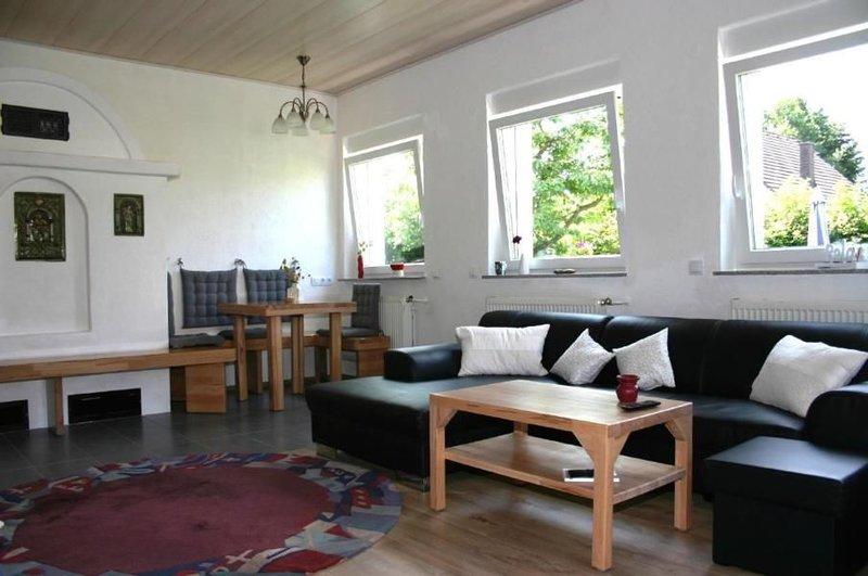 Ferienwohnung Mehren für 2 - 4 Personen mit 1 Schlafzimmer - Ferienwohnung, holiday rental in Ellscheid