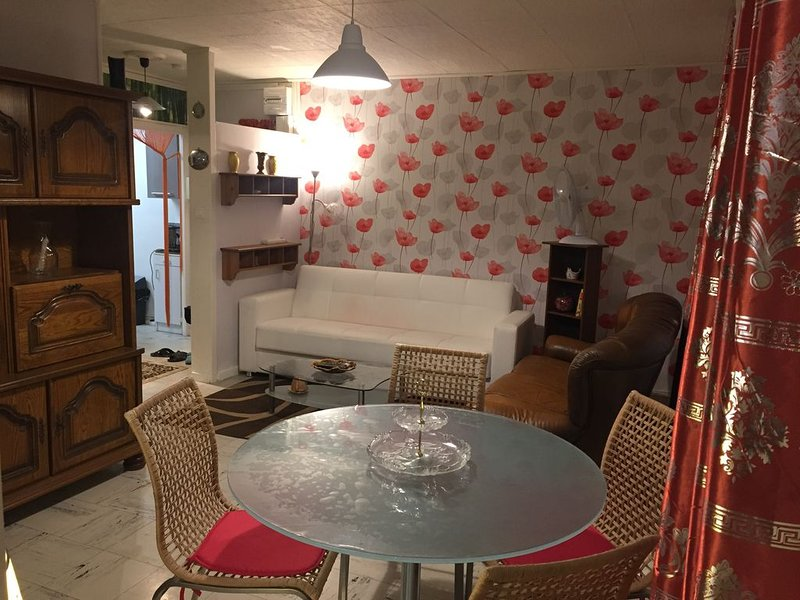 Agreable appartement 3 chb de 78m², holiday rental in Milhaud
