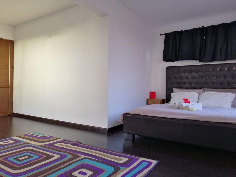 Villa Friendly : Room Fanja, location de vacances à Bambous