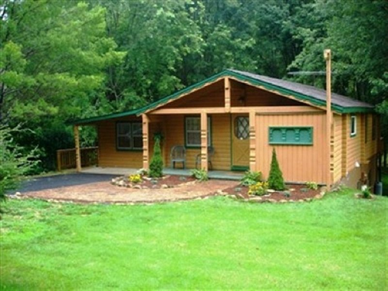 Cozy River Cabin on the Watauga River!, vakantiewoning in Valle Crucis