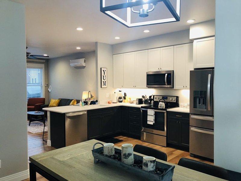 Brand New Luxury Condo in Downtown Salida! #0676, holiday rental in Villa Grove