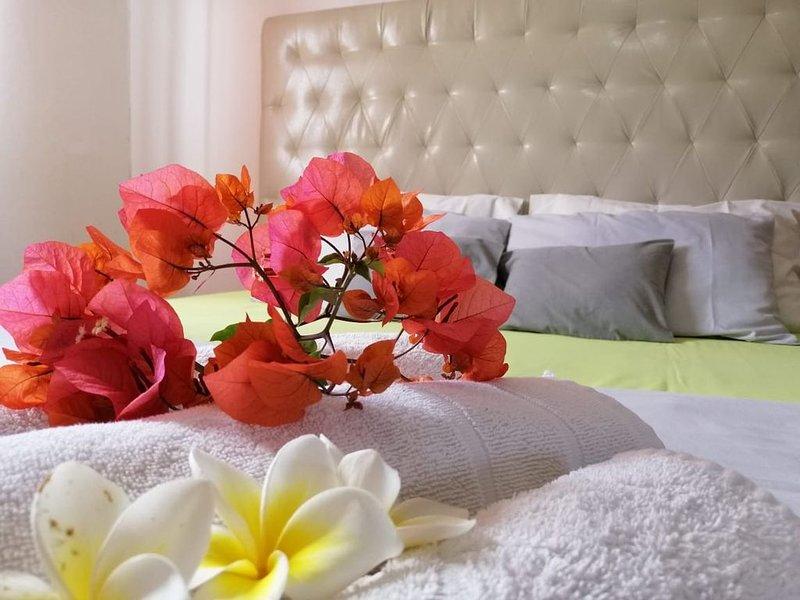 Villa Friendly : Room Mia, location de vacances à Bambous
