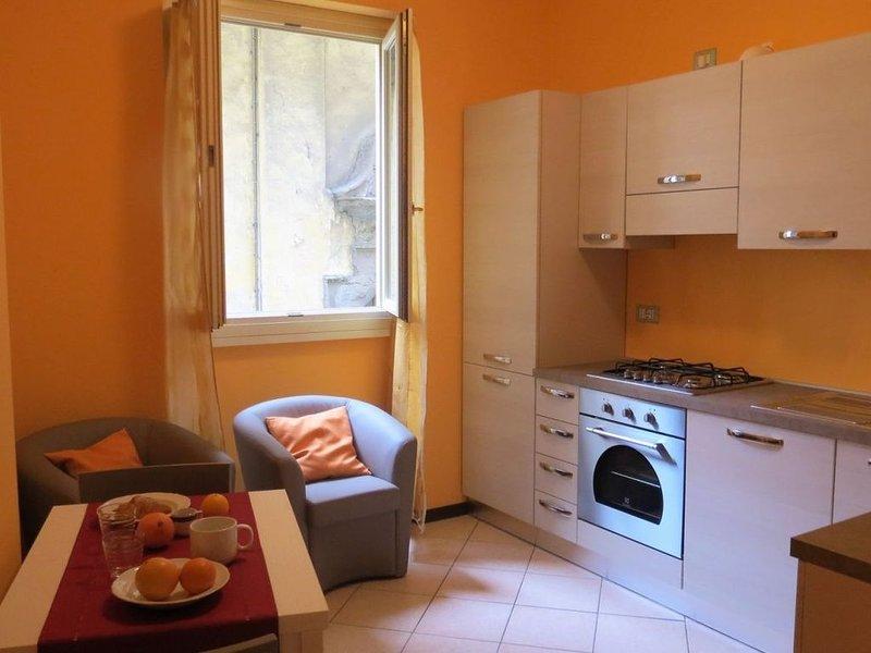Appartamento in centro storico di Lovere con aria condizionata, location de vacances à Solto Collina
