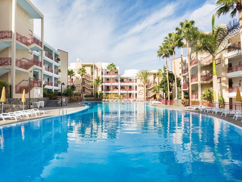 atico duplex con solarium privado de 45mts, wifi, location de vacances à Palm-Mar