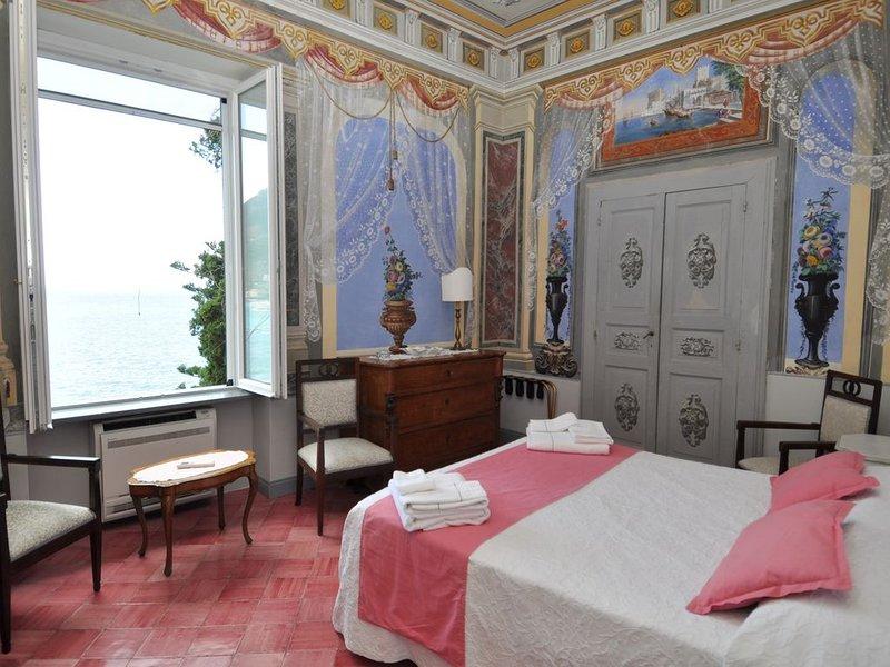 Il Monaco, ampia villa con discesa a mare privata, alquiler de vacaciones en Ravello