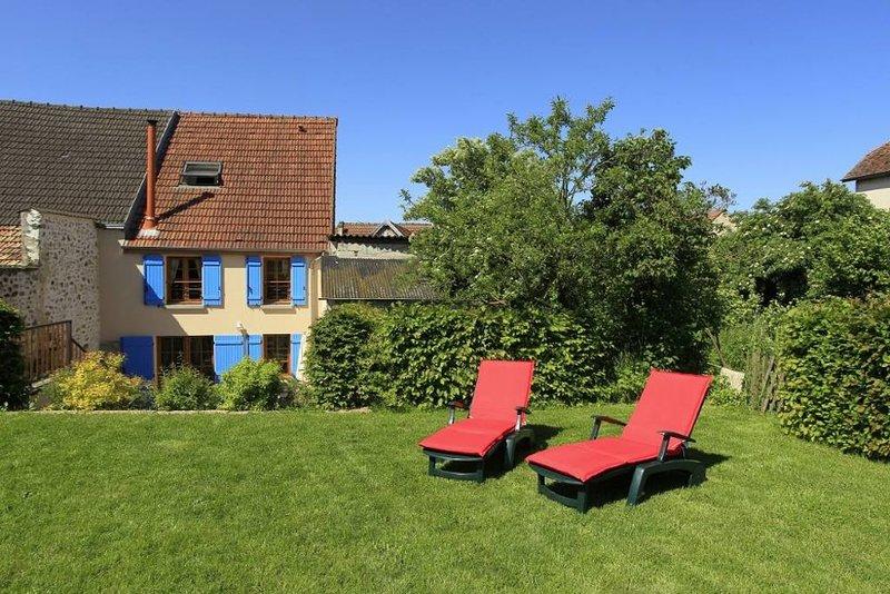 Un séjour au coeur du vignoble champenois, location de vacances à Mezy-Moulins