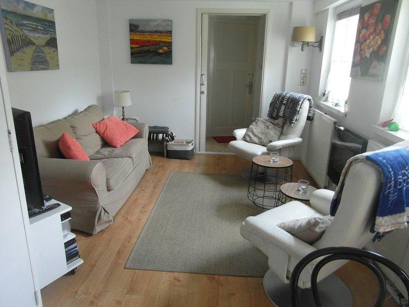 Rustig gelegen vakantiehuisjes, casa vacanza a Noordwijk