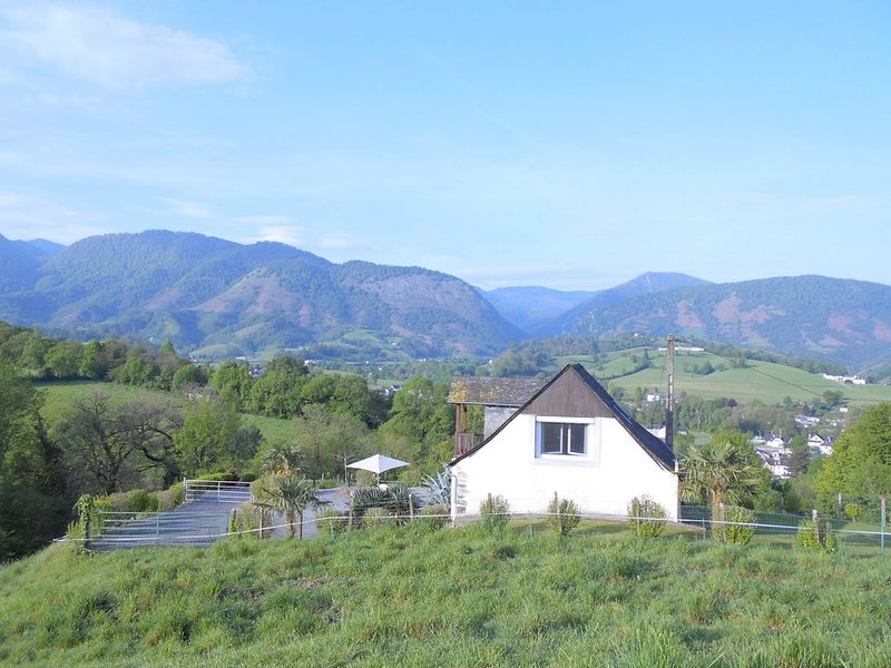 Gite  maison  montagne  Repos ., location de vacances à Bearn-Basque Country